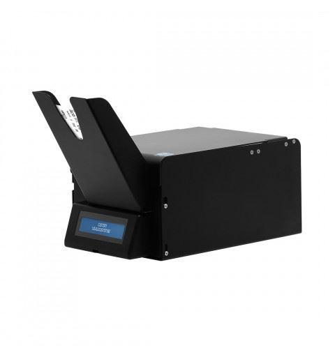 TK302III METAL Custom - Stampante per carte d'imbarco ed etichette bagagli con potente autocutter