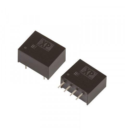 IE1205SH XP Power DC/DC Converter 1watt Vin: 10,8-13,2Vdc Vout: 5Vdc Iout: 0,2A