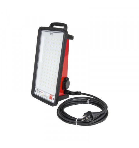 4303025 PCE mini LED safety Lampada da Lavoro 30watt 3800lm 230Vac ricaricabile con cavo 5m