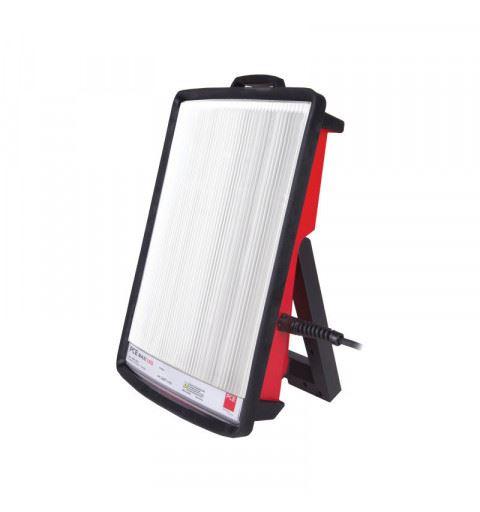 4307525 PCE maxi LED safety Lampada da Lavoro 75watt 7270lm 230Vac ricaricabile con cavo 5m