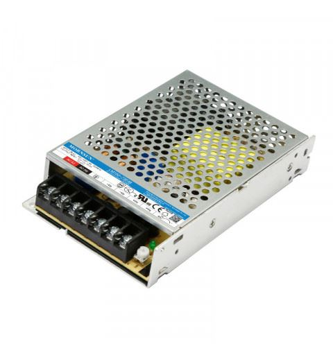 Mornsun LM50-20B24-C Enclosed Power Supply 50watt 24Vdc 2,2A IP20