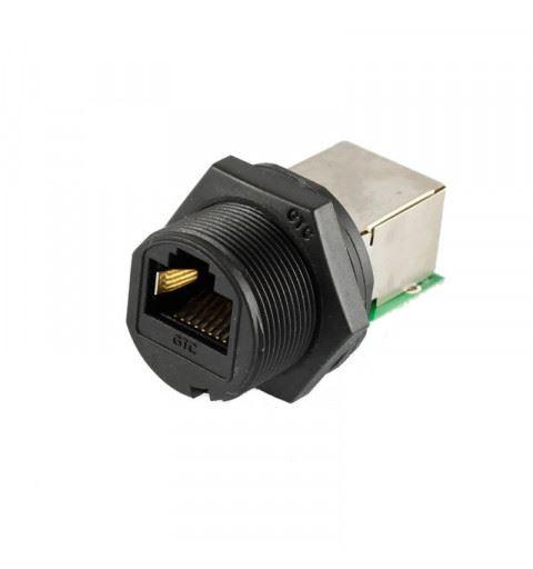 GTC GT125300-30 Connettore Ethernet RJ45 Plastic C3 Pannello Presa