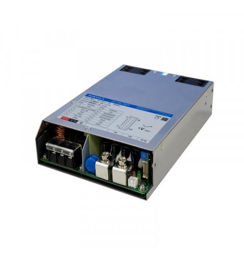 Mornsun LMF1000-20B24 Alimentatore Enclosed con PFC 1000watt 24Vdc 42A IP20