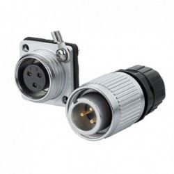 CnLinko waterproof industrial connectors YW-16 series