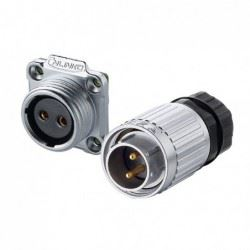 CnLinko industrial waterproof connectors YW-20 series